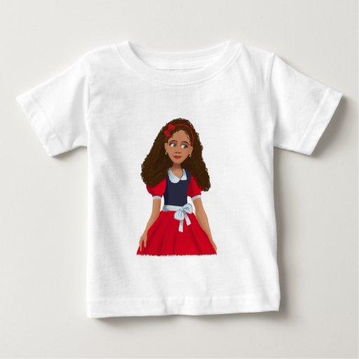 Camiseta del niño de Ashley