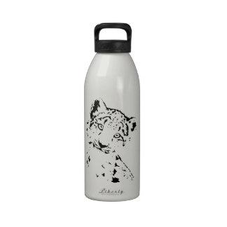 Camiseta del niño de Cub de la onza Botella De Agua Reutilizable