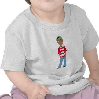 Camiseta del niño de David