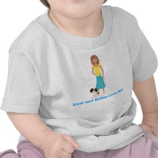 Camiseta del niño de DHG