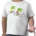 camiseta del niño de Dino del inconformista