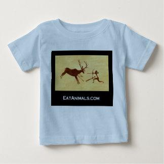 camiseta del niño de EatAnimals.com Playeras