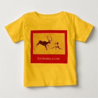 camiseta del niño de EatAnimals.com Playera