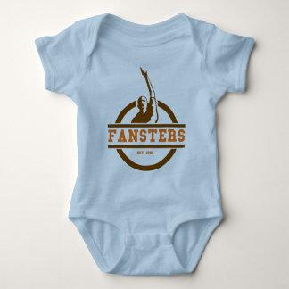 Camiseta del niño de Fansters Polera