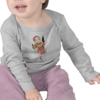 Camiseta del niño de Femme Fatale