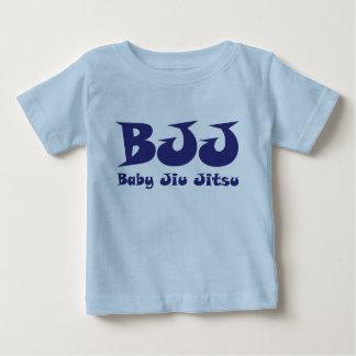 Camiseta del niño de Jiu Jitsu del bebé