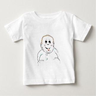 Camiseta del niño de Joe del bebé
