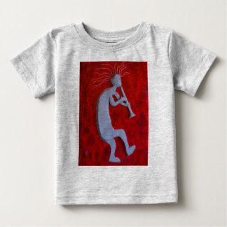 Camiseta del niño de Kokopelli Playera Para Bebé