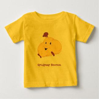 Camiseta del niño de la despedida de Spudpeep Camisas