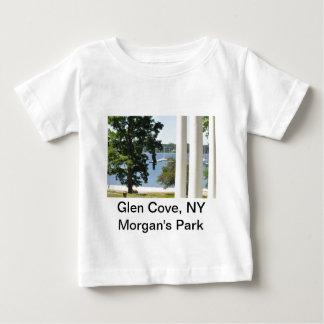 Camiseta del niño de la ensenada de la cañada playera