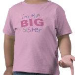 Camiseta del niño de la hermana grande