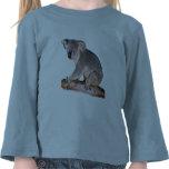 Camiseta del niño de la koala