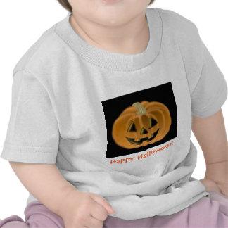 Camiseta del niño de la linterna de Halloween Jack