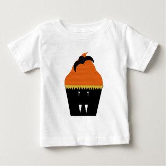 Camiseta del niño de la magdalena de Halloween