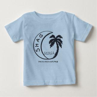 Camiseta del niño de la PELUSA Playera