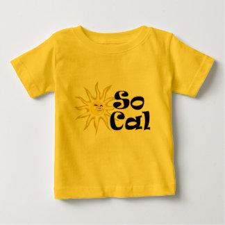 Camiseta del niño de la sol de SoCal Camisas