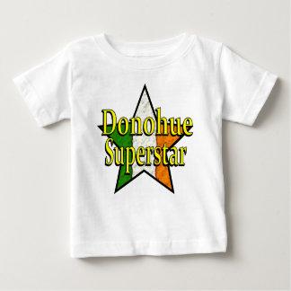 Camiseta del niño de la superestrella de Donohue