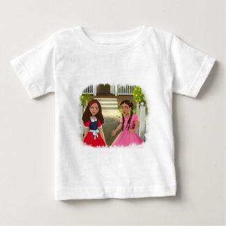Camiseta del niño de las hermanas de Ashley