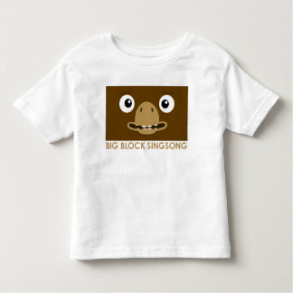 Camiseta del niño de los alces de BBSS Polera