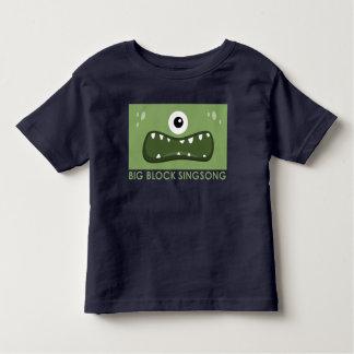 Camiseta del niño de los Cyclops de BBSS Playera
