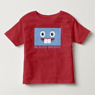 Camiseta del niño de los dientes de BBSS