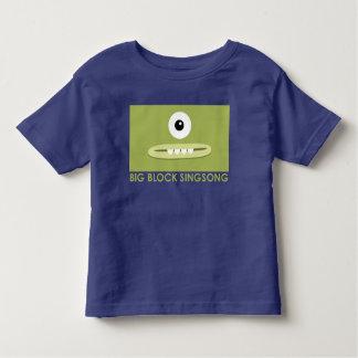Camiseta del niño de los gérmenes de BBSS