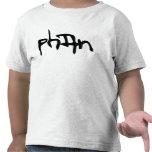 Camiseta del niño de Ph8 Phan