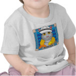 Camiseta del niño de Piscis Zodicat