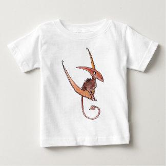 Camiseta del niño de Pteranodon Playera