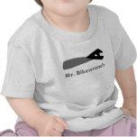 Camiseta del niño de Sr. Bikewrench