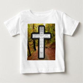 Camiseta del niño del 27:1 del salmo remera