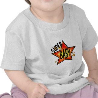 Camiseta del niño del bebé de la estrella