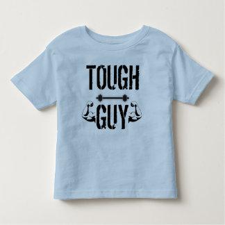 """Camiseta del niño del """"chico duro"""" - remera"""