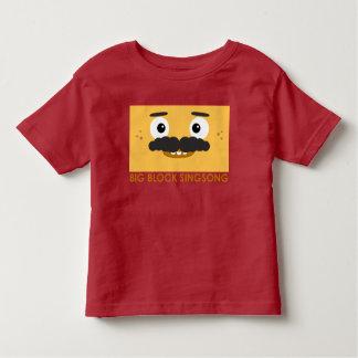 Camiseta del niño del cocinero de BBSS