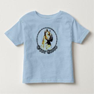 Camiseta del niño del corso del bastón playera