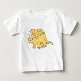 Camiseta del niño del dinosaurio