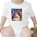 Camiseta del niño del encanto del dragón