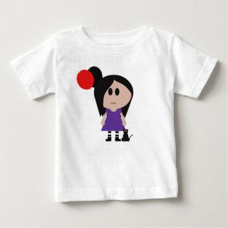 Camiseta del niño del gótico de Lil
