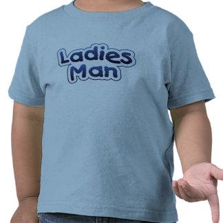 Camiseta del niño del hombre de las señoras