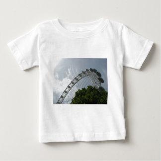 Camiseta del niño del ojo de Londres Playeras