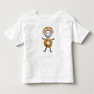 Camiseta del niño del panecillo remera