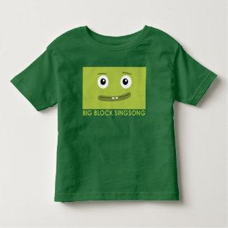 Camiseta del niño del pelo de BBSS