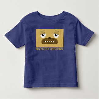 Camiseta del niño del perro de BBSS