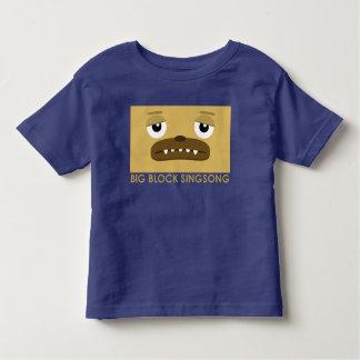 Camiseta del niño del perro de BBSS Playeras