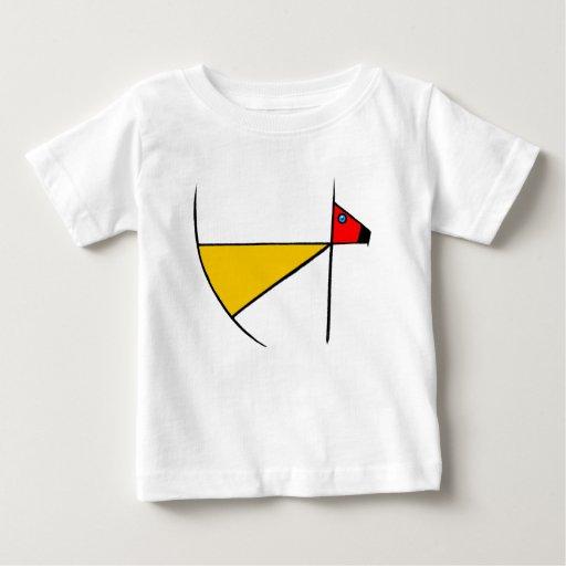 Camiseta del niño del perro del zen remeras