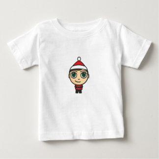 Camiseta del niño del personaje de dibujos playeras