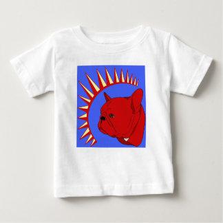 Camiseta del niño del pliegue del presidente playera para bebé