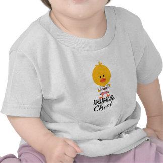 Camiseta del niño del polluelo del Muttahida Majli