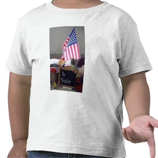 Camiseta del niño del profesor #1