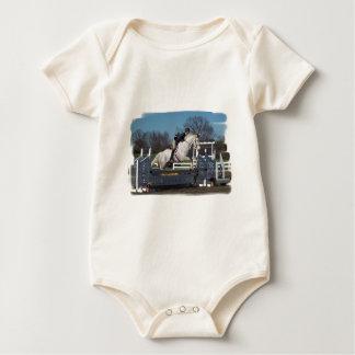Camiseta del niño del puente del cazador mameluco